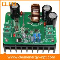 12-80V 10A 600W DC Converter Adjustable Boost Converter DC Boost Transformer DC-DC Boost Modual Voltage Regulator