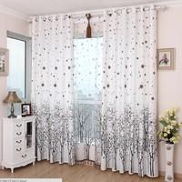 customize Curtain fashion pattern bedroom curtain