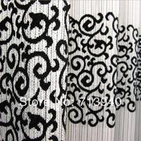 customized Curtain brief fashion bedroom curtain