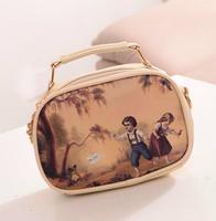vintage women messenger bags 2014 bolsas femininas 2014  mini crossbody girls shouler bags PU fashion handbag bolsas de couro