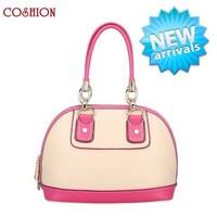 Lovable Secret -  women's handbag fashion brief exquisite elegant cowhide women's handbag 8699  free shipping