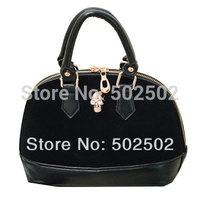 lady bags -416 new shells handbags Inclined shoulder bag messenger bag Fashion female bag