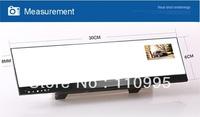 Car Rearview mirror with Super Night Vision Full HD 1080P DVR Car H.264 / 0330 Sensor / NOVATEK 96650 Chipset