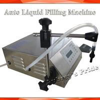 New Digital Control Pump Liquid Filling Machine With Tools Numerical Perfume Water 2-3500ML
