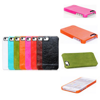 BOROFONE General Genuine Leather Shell Cover for iPhone 5/5s
