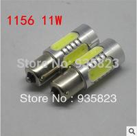 2pcs BA15S /1156 High Power Auto Car LED Fog Lights CREE 352811W Car Lamp LED Bulbs White Color 20028 Car Rear Light Parking 12V