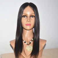 Queen hair wigs grade 5A 2# natural hairlines middle part lace front wigs no shedding no tangle invisible part wigs
