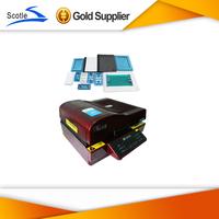 Free shipping 3D Vacuum Sublimation Heat Transfer printing Machine 3D heater press machine Heat Press Machine with Free Gift