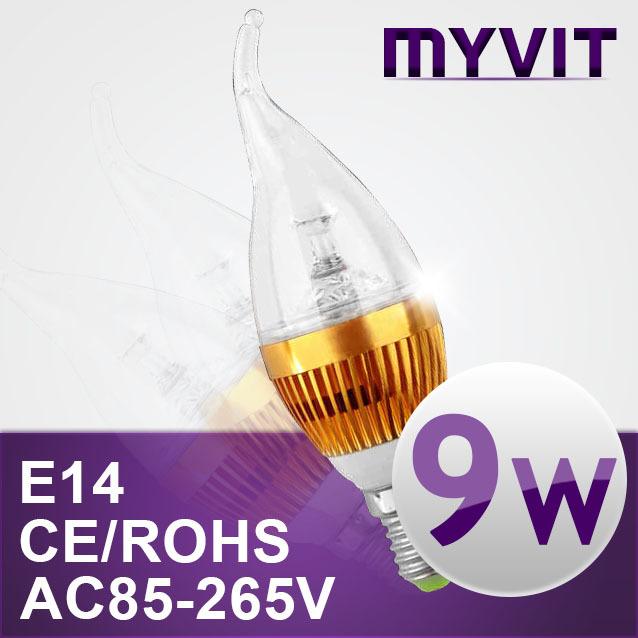 Светодиодная лампа MYVIT LIGHTING 9w 5w 4w e14 3w , 110v/240v e14 , лампочка marine lighting 3w 5w 9w2u