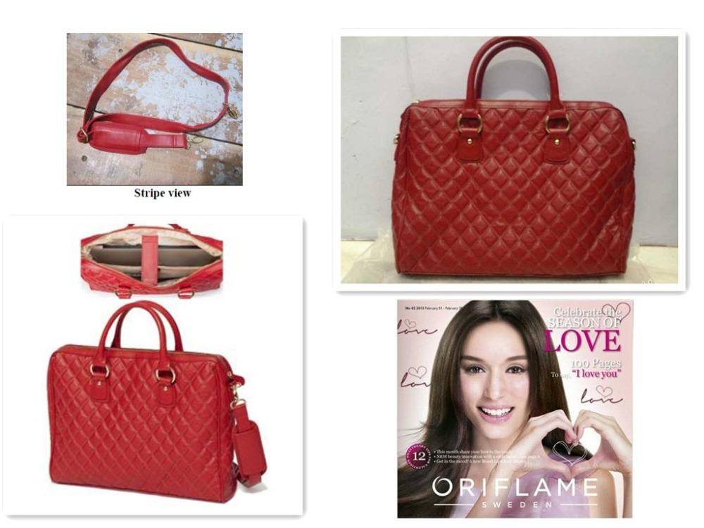 Tote Bag Oriflame New Oriflame 14 Laptop Bag