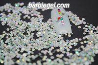 1480pcs/pack  SS6 AB 2mm High Shine  Crystal AB COLORFUL Nail Art Rhinestones diamond high quality Gross Diamond nail AB color