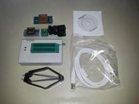 USB Universal Programmer TL866CS Support 13000 ICs EPROM CPLD MCU + 5pcs Adapter