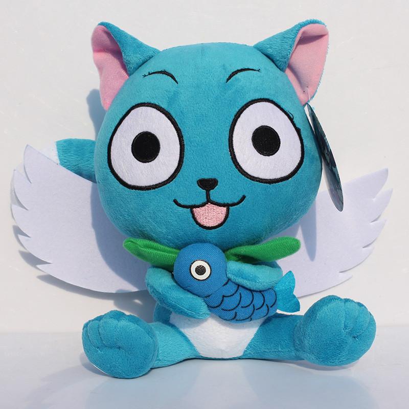 Happy Fish Fairy Tail 30cm Fairy Tail Happy Cat