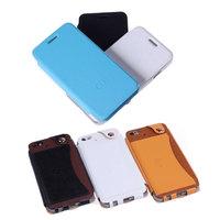 Free Shipping Original Jiayu G5 Leather Case Protective Case 100% Original Jiayu G5 Case Gift Screen Protectors