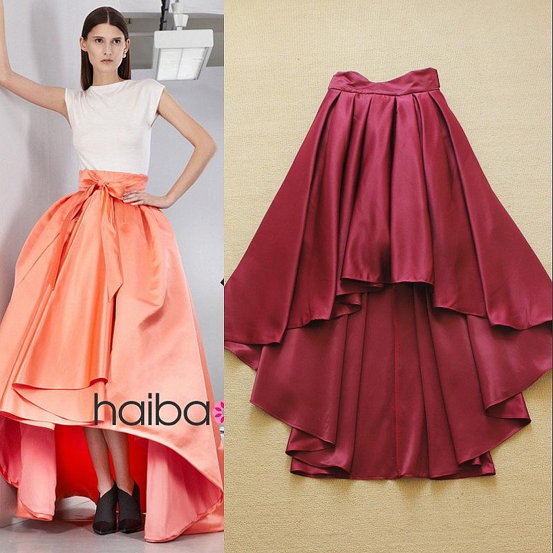 Full Length Formal Skirts - Dress Ala