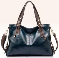 Hot Sale New 2014 Fashion Brand Women Handbag Burnished Leather Shoulder Bags Women Messenger Bags Bolsas 9 Colors Q9