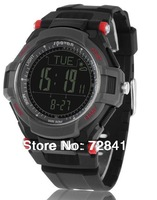 Outdoor Spovan Watch Barometer/ Altimeter/ Thermometer/ Weather Forecast/ Chronograph/Compass/ Pacer Digital Climbing Watch