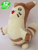 Pokemon Furret plush doll toys figure 12inches 30cm Stuffed Anime Manga Gift PNPL6137