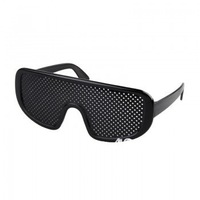 Free Shipping 2 pcs Pinhole Glasses Vision Eyesight Improve Eyes Exercise A