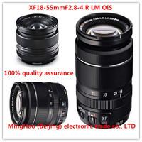 Free shipping Fujifilm Fuji XF18-55 mmf2. 8-4 R LM OIS digital SLR camera lens Fuji interface standard zoom camera lens