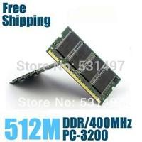 Brand New Sealed DDR 400/ PC 3200 512MB  Laptop RAM Memory / Lifetime warranty / Free Shipping!!!
