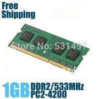 Brand New Sealed DDR2 533 / PC2 4200 1GB  Laptop RAM Memory / Lifetime warranty / Free Shipping!!!