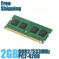 Brand New Sealed DDR2 533 / PC2 4200 2GB  Laptop RAM Memory / Lifetime warranty / Free Shipping!!!