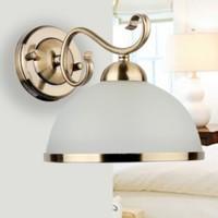 Fashion wall lamp bedside wall lamp living room lights fashion luxury wall lamp brief balcony lamps