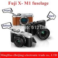 Fujifilm/Fuji X - M1 fuselage professional DSLR retro micro single camera full hd 1080 p SLR digital camera telephoto camera