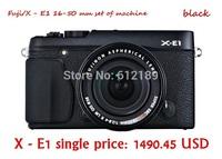 Fujifilm/Fuji X - E1 standalone, sets of machine (16-50 mm) professional digital SLR camera telephoto camera 16.3 million pixels