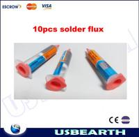Free Shipping!! factory wholesale 10cc MECHANIC Solder Paste Tin Cream XG-Z40, solder flux for bga rework