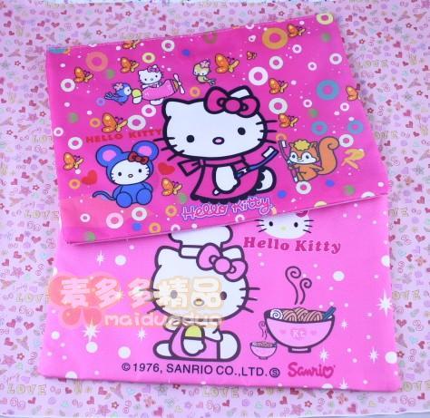Hello Kitty Folders Hello Kitty Double Layer