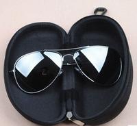 2014 top fasion unisex portable travel zipper glasses case light ultralarge ultra-light box m-z-x blackest journey backpack