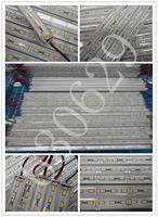free shipping 4pcs 50cm 36 SMD 5730 cool white warm white LED Rigid strip Glue waterproof car/table light