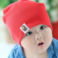 12colors/10pcs/lot available infant cap Cotton Infant Hats Skull Caps Toddler Boys & Girls gift Free Shipping baby hat baby cap