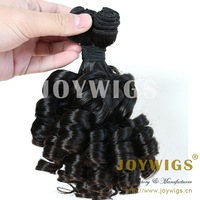 Best Qulity 3 pcs/lot Classic Curl Brazilian Hair Virgin Hair Weave Nigeria Fashion Curly