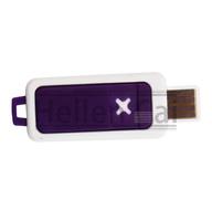 5pcs USB Spa Fragrance Diffuser Oil Burner Air Freshener Kit with Aroma Oil