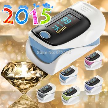 2004 Brand Pulse Oximeter SPO2 Pulse Rate Oxygen Monitor Sound Alarm Different ...