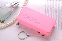 Perfume Universal 5600mAh USB External Backup Battery Power Bank for Cell phone accessries + Micro usb cable .Freeship