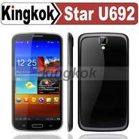 "Star U692 U658 6.5"" 1280x720 IPS HD Screen Android Smart Phone with MTK6592 Octa Core CPU 2GB RAM and 16GB ROM"