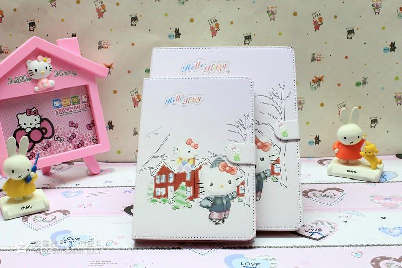 Ipad Air 2 Hello Kitty Air Ipad Mini 1 2 Cover