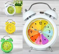 Super Mute Alarm Clock Home Decoration Desktop Table Clock Children Bedside Study Room Despertador NZ0006