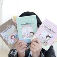 Free shipping Kampar notebook the scheduler cute planner joyfill 2014 mini mate diary nice planner