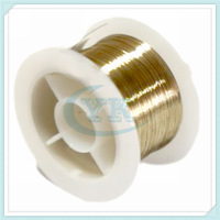50M Gold Wire Cutting Line Separator LCD Outer Glass For iPhone 5 4S 4 S3 S4 Note2