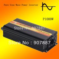 1000W Pure Sine Wave Inverter dc 12v or 24v to ac 240v off grid inverter