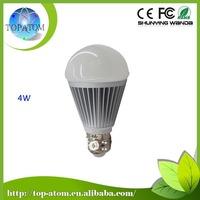 10pcs a bag  4watt E14 LED Bulb lamp