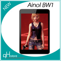 "7.85"" Ainol BW1 3G GPS Phone Call Tablet PC MTK8389 Quad Core 1024X768px IPS Screen Android 4.2 Dual Camera"
