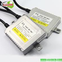 Envío libre! F3 Hot Fast brillante AC 35W digital HID Xenon lastre , H1 H3 H4 H7 H8 H9 H10 H11 9005 9006(China (Mainland))