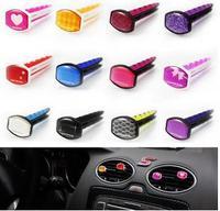 Free shipping!Cute Car Vent Perfume Balm / Car Air Freshener/Car Perfume Goods Cheap Price Car Accessories Online 8pcs/lot N326