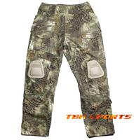 TMC Combat Pants TMC2127 (MAD) Kryptek Mandrake Military Pants+Free shipping(SKU12050215)
